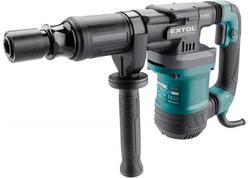 Extol Industrial Kladivo sekacie, HEX 17mm, 1200W, energia úderu 14J, antivibračná rukoväť 8790300