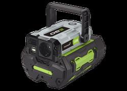 EGO POWER+ PAD1501E Nabíjacia Stanica Nexus Escape s akumulátorom 2,5 Ah