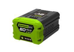 Greenworks G60B2 60 V lítium iónová batéria 2 Ah