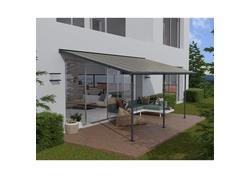 Palram Capri 4200 antracit 3 x 4,25 hliníková (montovaná) pergola