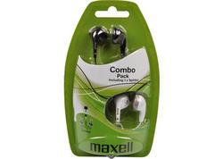 MAXELL 3503457 COMBO PACK EBC2 slúchadlá