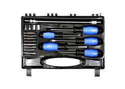 Strend Pro D9967-3 Sada skrutkovačov 18 dielna, ploché + Phillips + bity