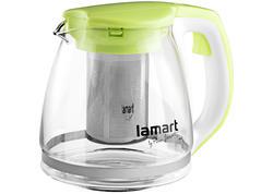 LAMART LT7026 kanvica 1,1L zelená VERRE