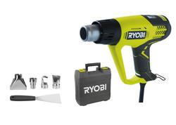 Ryobi EHG 2020 LCD teplovzdušná pištoľ s LCD displejom 2000 W