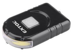 Extol Light 43182 Svietidlo 1W COB LED s klipom a magnetom, 160lm, USB nabíjanie