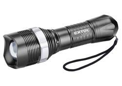 Extol Light 43116 Svietidlo 1W LED, 40lm, 3xAA, dĺžka 200mm, ABS plast