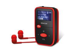 SENCOR SFP 4408 RD MP3 prehrávač 8GB