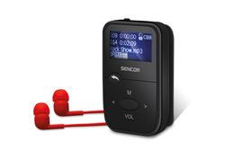 SENCOR SFP 4408 BK MP3 prehrávač 8GB