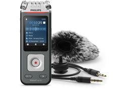 PHILIPS DVT7110 diktafón 8GB