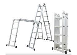 G21 Hliníkové štafle GA-SZ-4x4-4,6M multifunkčné