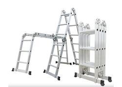 G21 Hliníkové štafle GA-SZ-4x3-3,7M multifunkčné