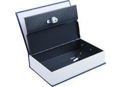 Extol Craft 99025 Bezpečnostná schránka - kniha 245x155x55mm