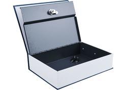 Extol Craft 99026 Bezpečnostná schránka - kniha 265x205x65mm