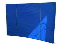 Strend Pro 802440 Stena FESTIVAL 45, modrá, pre stan, UV odolná