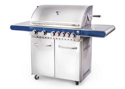 G21 Plynový gril Florida BBQ Premium line, Premium line, 7 horákov + zadarmo redukčný ventil
