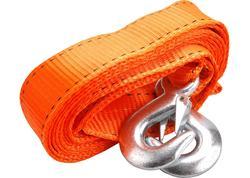 Extol Premium 8861160 Ťažné lano 4m x 50mm, max. 2800kg, GS