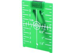 Extol Premium 8823396 Terčík plastový k laserovej vodováhe, zelený