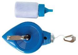 Extol Craft 9881 Značkovacia šnúra v hliníkovom puzdre + farba, šnúra 30m