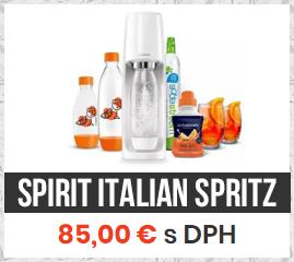 SodaStream Spirit ITALIAN SPRITZ